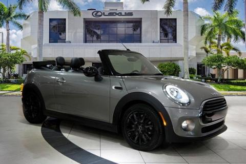 2018 MINI Convertible for sale in Pinecrest, FL