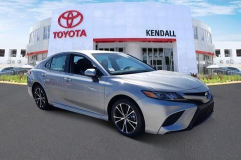 2020 Toyota Camry for sale in Miami, FL