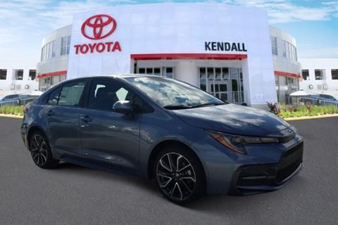 2020 Toyota Corolla for sale in Miami, FL