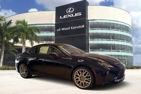2019 Lexus RC 350 for sale in Miami, FL