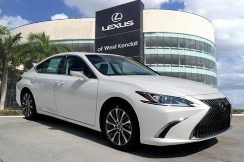 2019 Lexus ES 300h for sale in Miami, FL