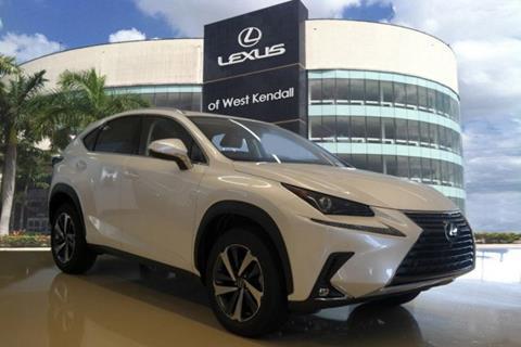2020 Lexus NX 300 for sale in Miami, FL