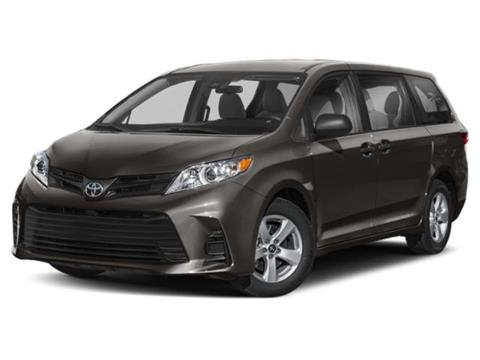 2020 Toyota Sienna for sale in Miami, FL