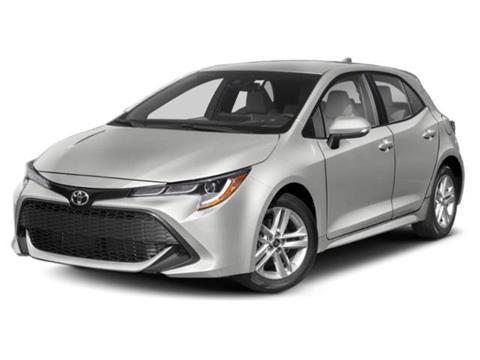2020 Toyota Corolla Hatchback for sale in Miami, FL