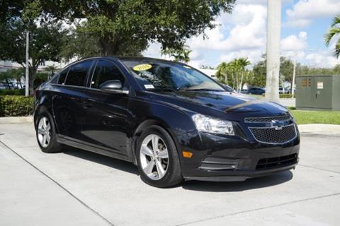 2014 Chevrolet Cruze for sale in Miami, FL