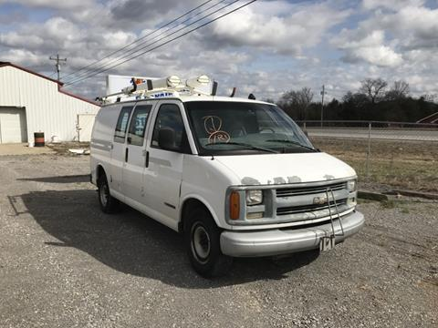 Used 1998 Chevrolet Chevy Van For Sale In Cameron Tx