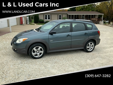2008 Pontiac Vibe for sale in Canton, IL