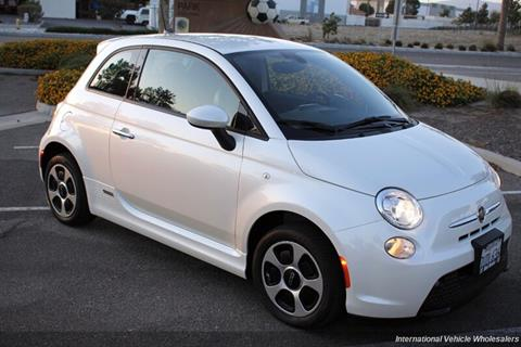 2016 FIAT 500e for sale in Rialto, CA