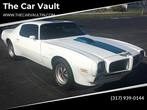1970 Pontiac Firebird Trans Am for sale in Brownsburg, IN