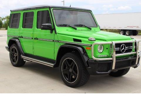 2016 Mercedes-Benz G-Class for sale in Fort Lauderdale, FL