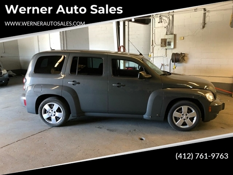 2009 Chevrolet Hhr For Sale In Pittsburgh Pa