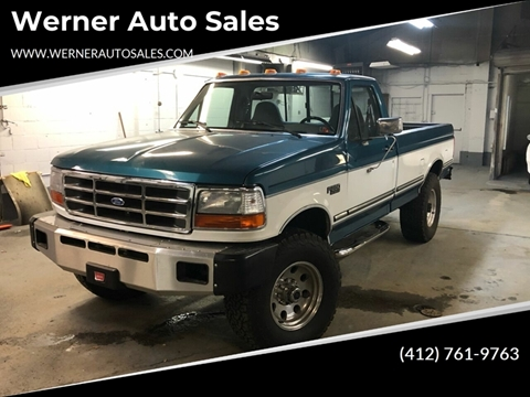 1995 Ford F-250 for sale in Pittsburgh, PA