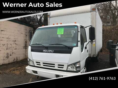 2006 Isuzu NPR for sale at Werner Auto Sales in Pittsburgh PA