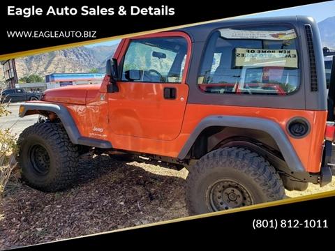 2006 Jeep Wrangler for sale in Provo, UT