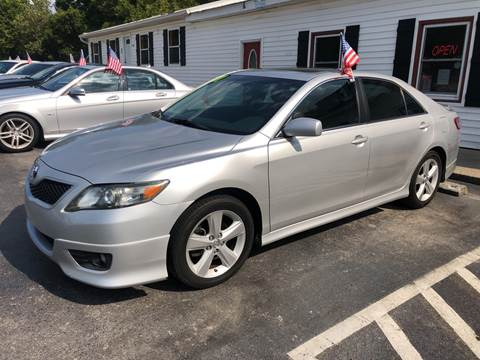 2011 Toyota Camry for sale at NextGen Motors Inc in Mt. Juliet TN