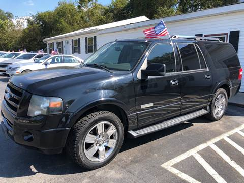 2008 Ford Expedition EL Limited for sale at NextGen Motors Inc in Mt. Juliet TN