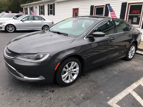 2015 Chrysler 200 for sale at NextGen Motors Inc in Mt. Juliet TN