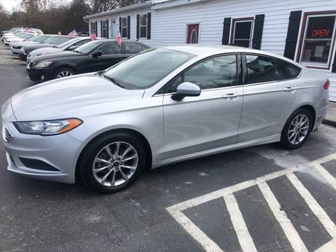 2017 Ford Fusion for sale at NextGen Motors Inc in Mt. Juliet TN