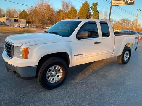 2008 GMC Sierra 1500 for sale at NextGen Motors Inc in Mt. Juliet TN