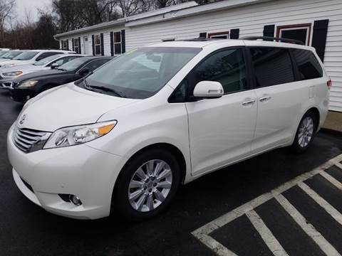 2013 Toyota Sienna for sale at NextGen Motors Inc in Mt. Juliet TN
