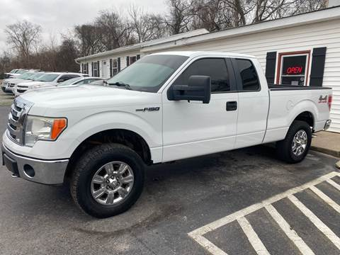 2009 Ford F-150 XLT for sale at NextGen Motors Inc in Mt. Juliet TN