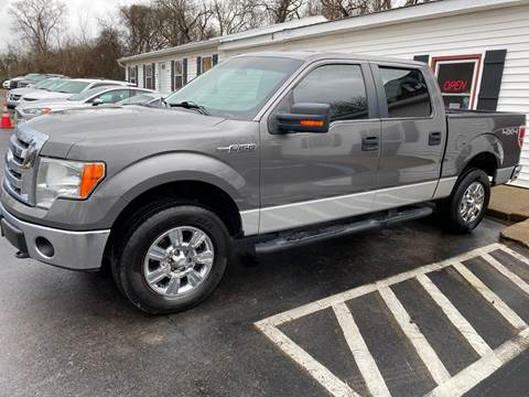2012 Ford F-150 XLT for sale at NextGen Motors Inc in Mt. Juliet TN