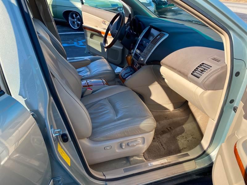 2009 Lexus RX 350 (image 7)
