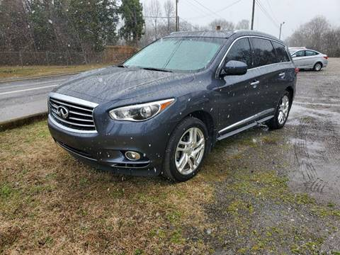 2013 Infiniti JX35 for sale at NextGen Motors Inc in Mt. Juliet TN