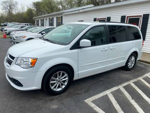 2016 Dodge Grand Caravan for sale at NextGen Motors Inc in Mt. Juliet TN