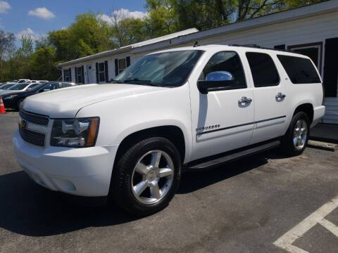 2011 Chevrolet Suburban LTZ 1500 for sale at NextGen Motors Inc in Mt. Juliet TN