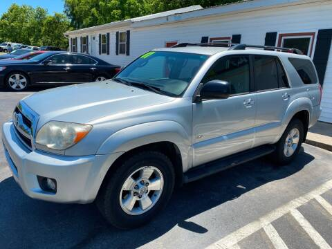 2007 Toyota 4Runner for sale at NextGen Motors Inc in Mt. Juliet TN