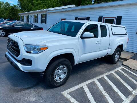 2016 Toyota Tacoma for sale at NextGen Motors Inc in Mt. Juliet TN
