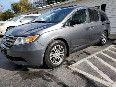 2012 Honda Odyssey for sale at NextGen Motors Inc in Mt. Juliet TN