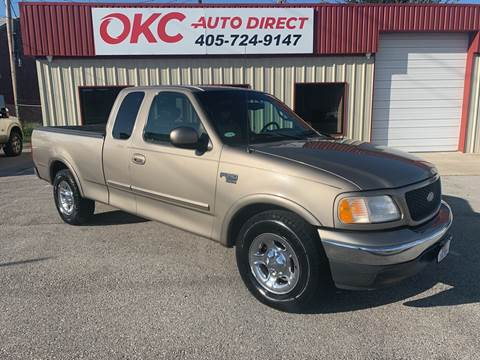 2001 Ford F-150 for sale in Oklahoma City, OK