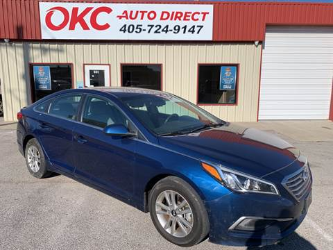 2016 Hyundai Sonata for sale in Oklahoma City, OK