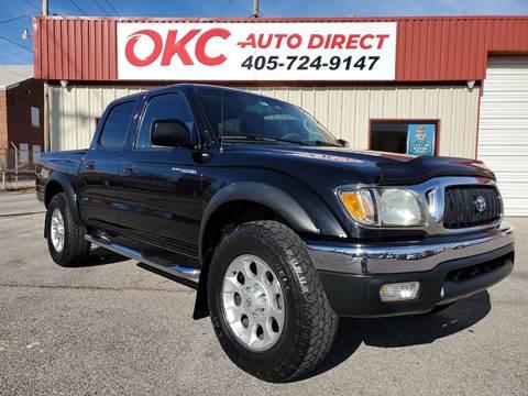 Toyota Dealers Okc >> Toyota For Sale In Oklahoma City Ok Okc Auto Direct