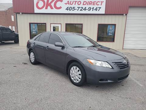 Toyota Dealers Okc >> Toyota Camry For Sale In Oklahoma City Ok Okc Auto Direct
