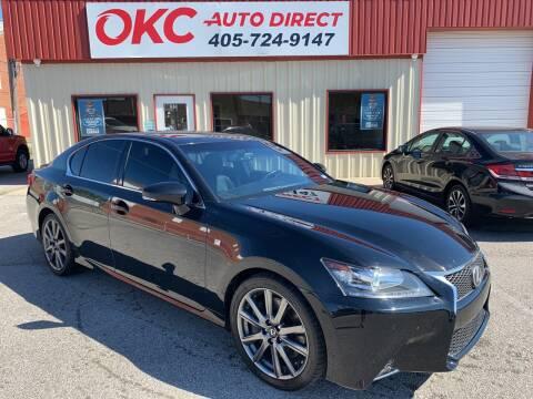 lexus gs 350 for sale in oklahoma city ok okc auto direct okc auto direct