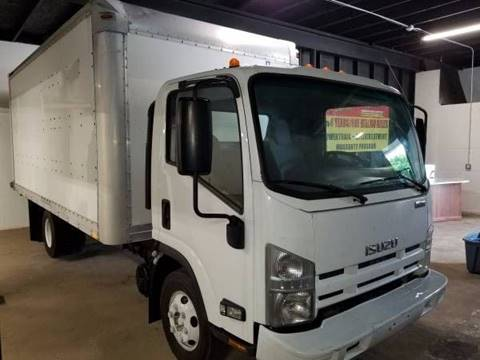 2009 Isuzu NPR-HD for sale in West Palm Beach, FL