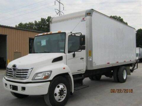 2010 Hino 268 for sale at Transportation Marketplace in West Palm Beach FL