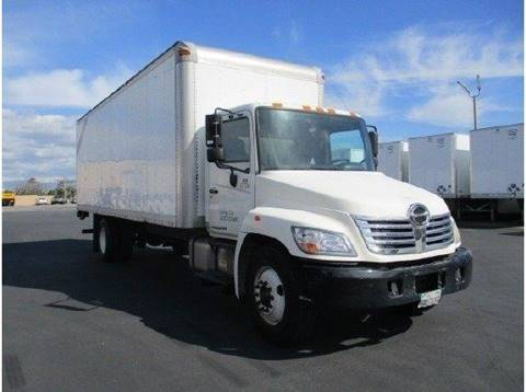 2010 Hino 268 for sale in West Palm Beach, FL
