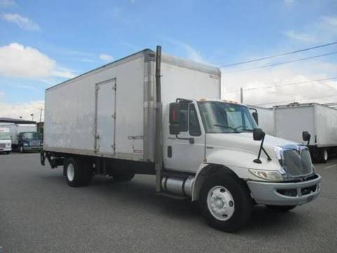 2011 International DuraStar 4400 for sale in West Palm Beach, FL
