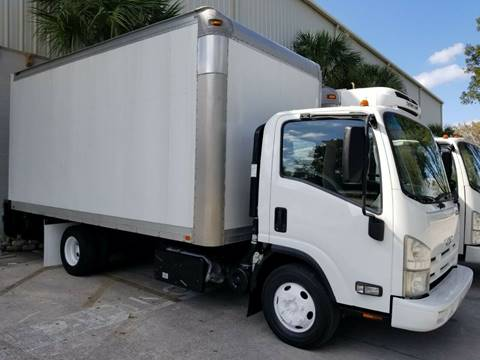 2011 Isuzu NPR-HD for sale in West Palm Beach, FL