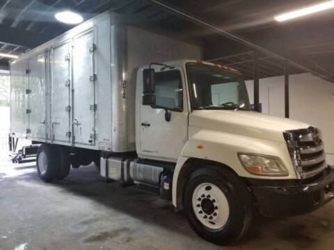2012 Hino 268A for sale at Transportation Marketplace in West Palm Beach FL