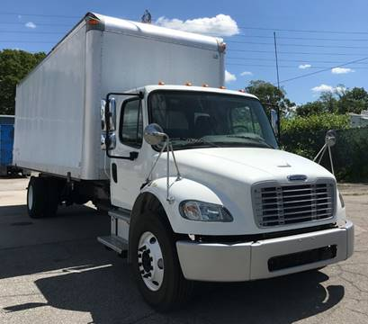 2013 Freightliner M2 106 for sale in West Palm Beach, FL