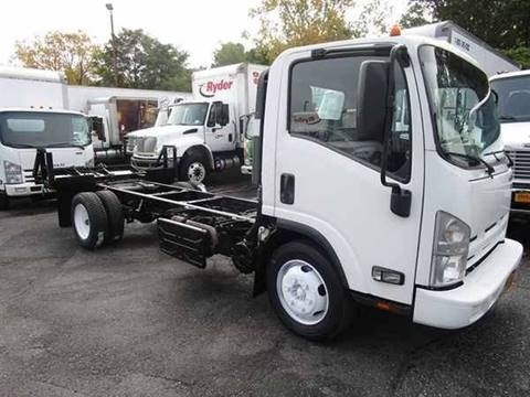 2013 Isuzu NQR for sale in West Palm Beach, FL
