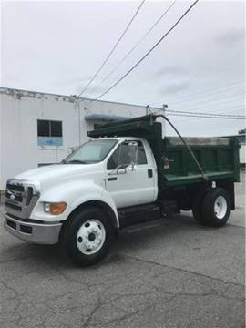 2008 Ford F-750 Super Duty for sale in West Palm Beach, FL