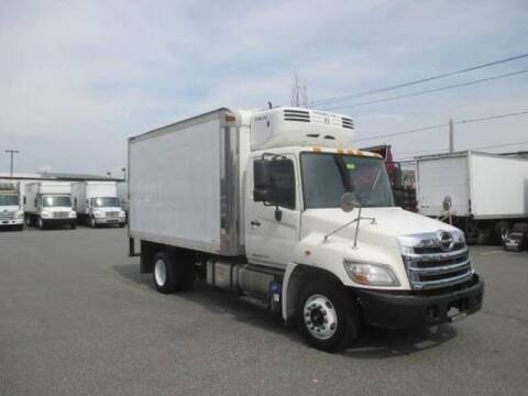 2012 Hino 258 for sale at Transportation Marketplace in West Palm Beach FL