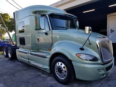 2014 International ProStar for sale in West Palm Beach, FL