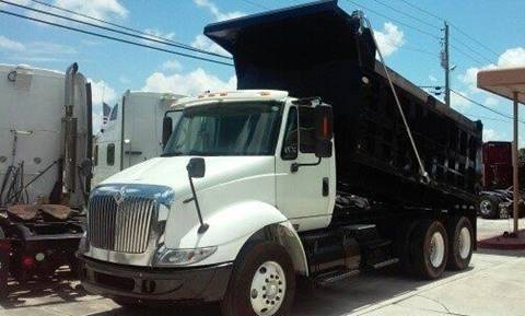 2007 International TranStar 8600 for sale in West Palm Beach, FL